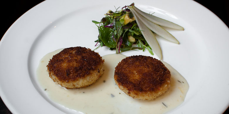 Gulf Blue Crabcakes
